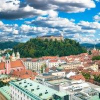 Historische Altstädte treffen in Slowenien auf urbane Kunst- und Kulturszene