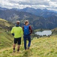 Wanderherbst in Oberstdorf