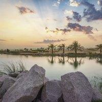 Jordaniens goldene Dreieck, die Gegend rund um Ayla