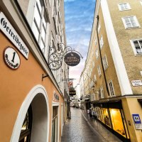 Familienfreundliches Hotel direkt in der Salzburger Altstadt