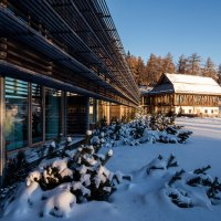 Slow Winter im vigilius mountain resort