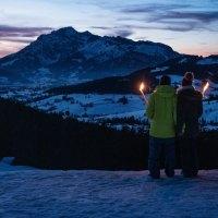 Erlebnisse abseits der alpinen Pisten und Loipen im SalzburgerLand