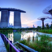 Ein Rückblick auf 200 Jahre Geschichte des modernen Singapur