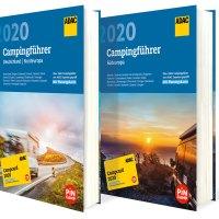Die neuen ADAC Campingführer 2020 mit 130 Superplätzen sind da