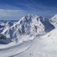 Stubaier Gletscher ohne Ski