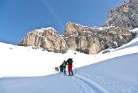Alpine Winter-Wellness im Trentino