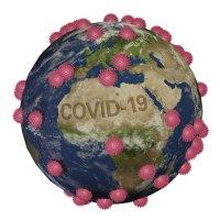 Corona Pandemie erobert die Welt und legt sie fast still