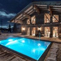 Luxuriöses Alpen-Hideaway in absoluter Privatsphäre