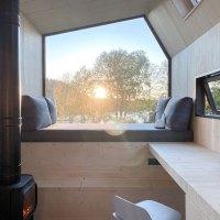 Umweltbewusster Urlaub auf kleinem Raum mitten in der Natur