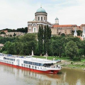 Esztergom an der Donau ©1001Reisetraeume.de