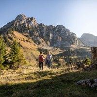 Auf sanften Wegen durch die Region Fribourg
