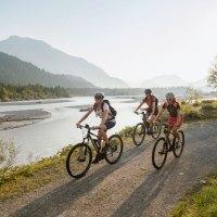 """Die """"Lebensspur Lech"""" mit dem Fahrrad erkunden"""