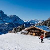 Skifahren mit gutem Gefühl in Grödental
