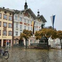 Thomas Mann und der Bulle von Tölz, zwei Gegensätze prägen Bad Tölz