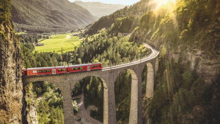 Roadtrip zu den UNESCO-Welterbestätten der Schweiz