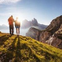 Im Val Gardena–Grödental Erlebnisurlaub für alle Sinne