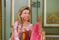 Weltstar Anne-Sophie Mutter & Mutter's Virtuosi eröffnen die Odeon-Saison