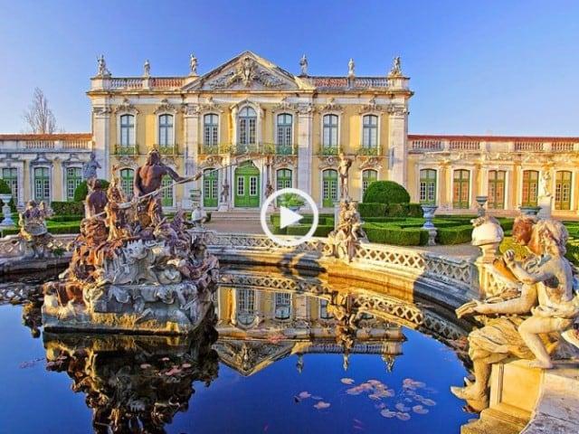 Palácios de Portugal