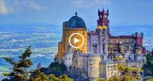 Palácio da Pena eleito o castelo mais belo da Europa