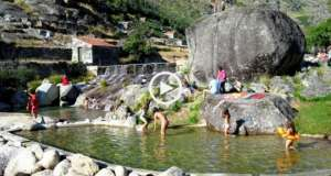 Espetacular Praia Fluvial de Loriga