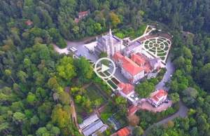 Maravilhoso! O Palácio e a Floresta Mágica do Bussaco!