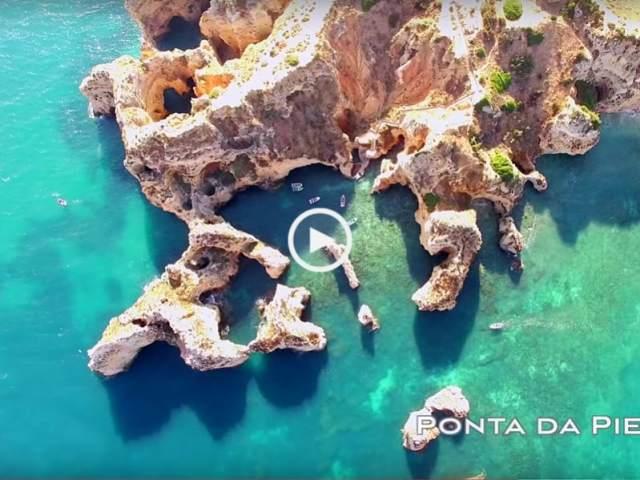 Deslumbrante Algarve e Costa Vicentina
