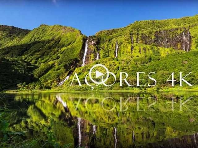 Açores, as ilhas maravilhosas! (Ultra Alta Definição)