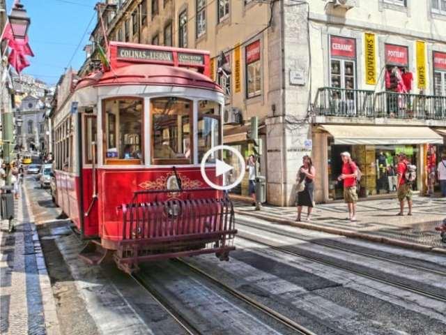Lisboa, Cidade Fantástica