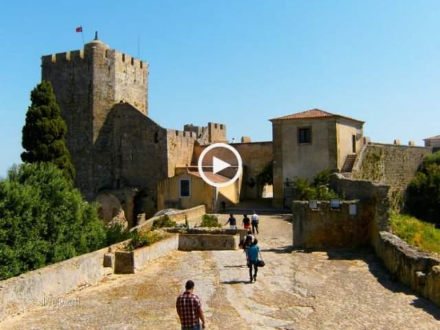 Magnífico Castelo de Palmela!