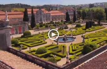 Jardins do Palácio Nacional de Queluz