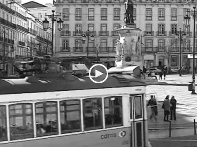 Lisboa antiga Amália Rodrigues