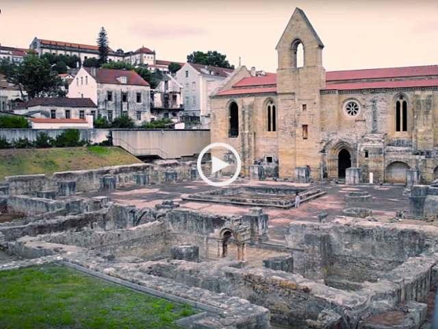 Vamos descobrir Coimbra