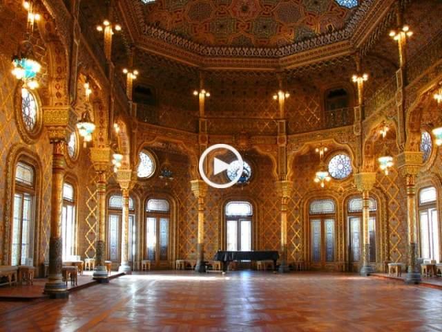 Vamos conhecer o Palácio da Bolsa!