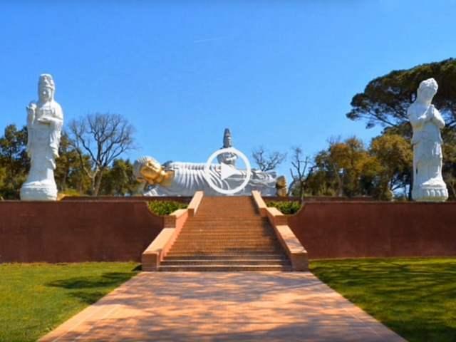 Buddha Eden, o Jardim da Paz