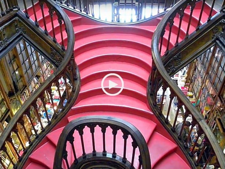 Porto, a mais bela livraria do mundo!