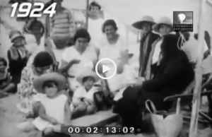 Praias do Estoril e Cascais em 1924!