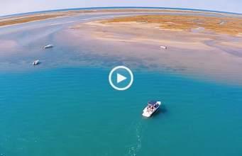 Ria Formosa, imagens de rara beleza