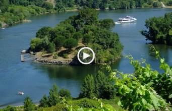 A Ilha dos Amores - Douro