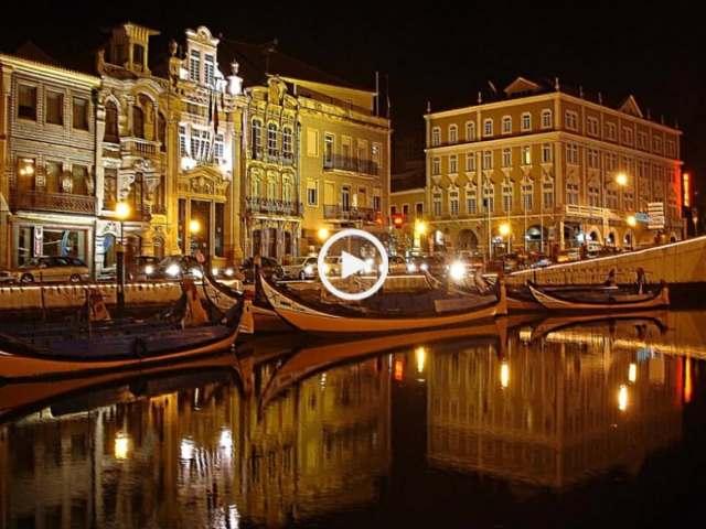 O fascínio da noite em Aveiro!