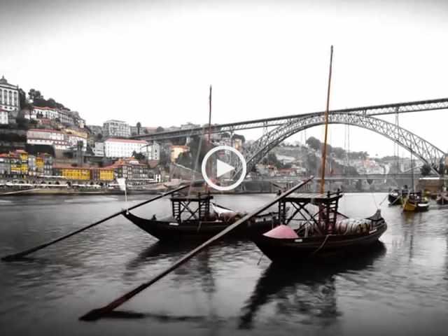 Espetacular viagem de norte a sul de Portugal!