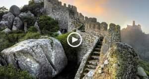 A História do Castelo dos Mouros!