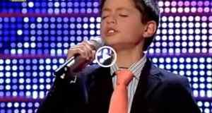 "Este miúdo tem futuro! José Geadas ""Lenda da Fonte"""