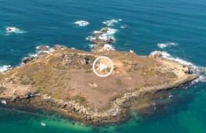 A Lendária Ilha do Pessegueiro