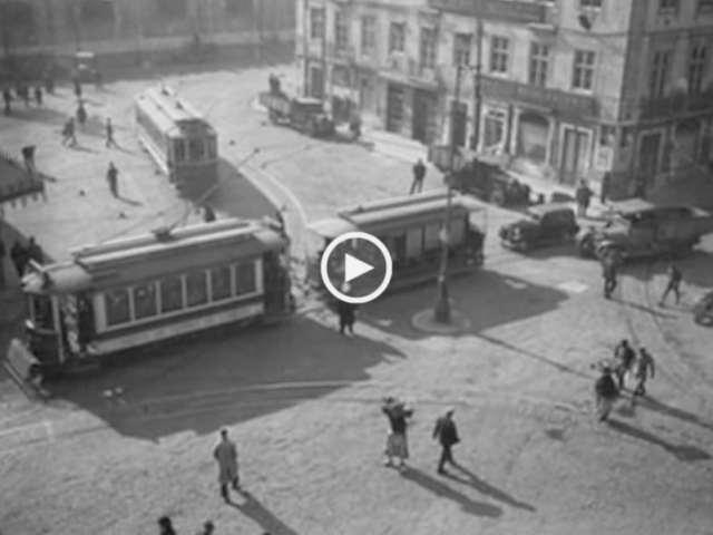 Magnífico! Memórias da antiga Lisboa!