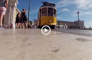 Lisboa vista por um francês