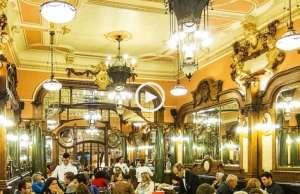 Espetacular surpresa no Café Majestic
