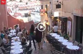 Bairro Alto, o divertimento noturno em Lisboa
