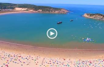 Beleza e diversão em S. Martinho do Porto