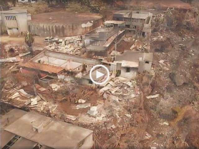 Funchal: a cidade e as cinzas
