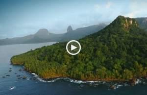A incrível Ilha do Príncipe